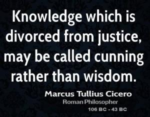 cicero justice