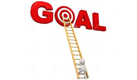 Goals, not resolutions