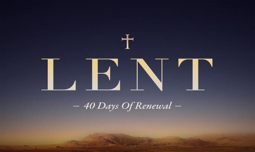 Lent on ManHusbandDad.com